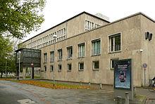 Gebäude des niedersächsischen ministeriums für inneres und sport