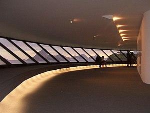 Niterói Contemporary Art Museum - Interior