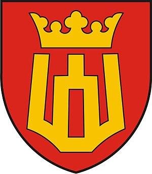 Grand Duke Gediminas Staff Battalion - Image: Insignia of the Lithuanian Grand Duke Gediminas Staff Battalion