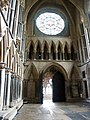 Interior of the Cathedral, Lincoln - geograph.org.uk - 586107.jpg