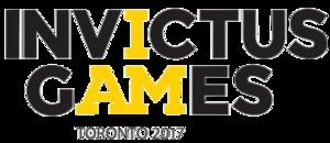 2017 Invictus Games - Image: Invictus Games Toronto 2017Logo