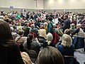 Iowa Caucus Precinct 15 in Ames (2020) During First Alignment.jpg