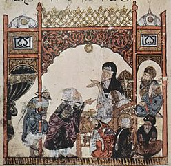 Maqamat of al-Hariri IOM S23
