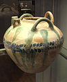 Iraqi earthen jar 9th century derived from Tang export wares.jpg