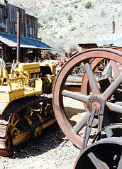 Ironwork - Jerome, Arizona.jpg