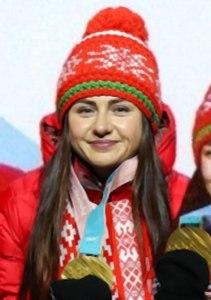 Iryna kry ko wikipedia for Xxiii giochi olimpici invernali di pyeongchang medaglie per paese