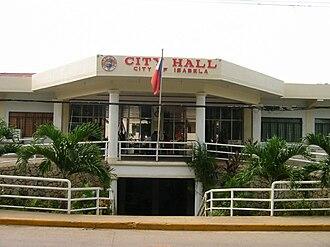 Isabela, Basilan - Isabela City Hall Complex