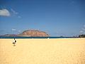Isla Montaña Clara desde La Graciosa.JPG