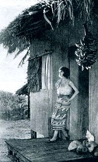 <i>Island Wives</i> 1922 film by Webster Campbell