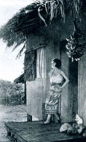 Island Wives - Corinne Griffith