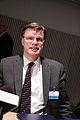 Islands finansminister Arni M. Mathiesen vid Nordiska Radets session i Helsingfors 2008-10-28 (1).jpg