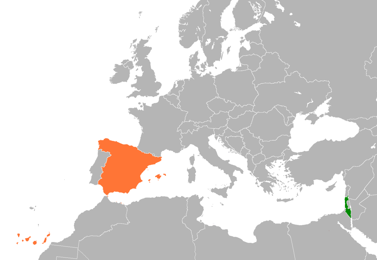 Israelspain relations wikipedia gumiabroncs Gallery