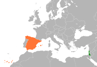 Diplomatic relations between the State of Israel and the Kingdom of Spain
