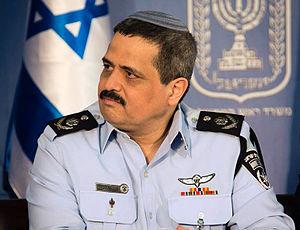 Roni Alsheikh - Image: Israeli Police Facebook Roni Alsheikh 002