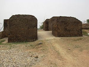 Ita Fort - Ita Fort, southern gate.