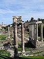 Italie Rome Capitole Tabularium Forum Temple Saturne 20042008 - panoramio.jpg