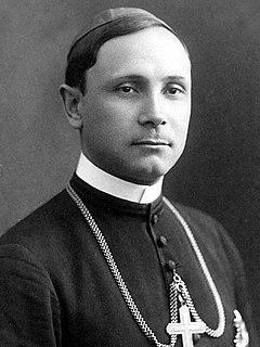 Iuliu Hossu Cardinal, romanian greek-catholic bishop of Cluj-Gherla