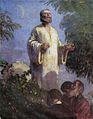 Iványi Christ in Garden Getsemane 1903.jpg