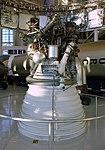 J-2 rocket engine - Evergreen Aviation & Space Museum - McMinnville, Oregon - DSC00850.jpg