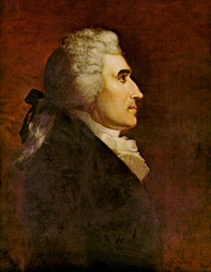 4th United States Congress - Speaker of the House Jonathan Dayton