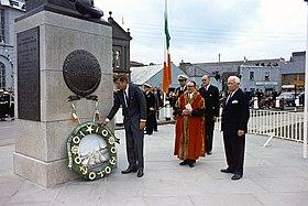 JFK-John Barry Memorial