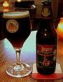 JOPEN KOYT BEER AT THE STAYOK HOSTEL HAARLEM NORTH HOLLAND JUNE 2014 (cropped).jpg