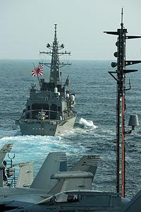 JS Yūdachi in the East China Sea, -22 Jun. 2012 a.jpg