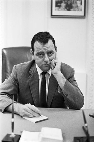 Jack Caulfield - Portrait of Staff Assistant Jack Caufield