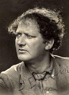 Jacob Epstein American-British sculptor