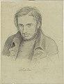 Jacobus Everhardus Josephus van den Berg - Portret van Antoine Joseph Wiertz.jpg