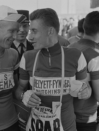 1961 Tour de France - Pre-race favourite Jacques Anquetil (pictured during the Tour)