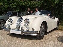 Jaguar XK140 white.jpeg