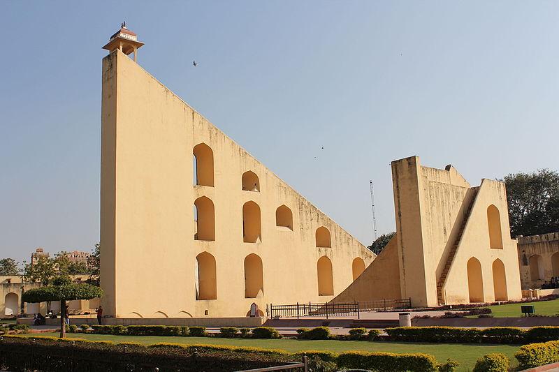 Samrat Yantra Jaipur Jantar Mantar