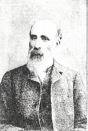 James Barnet - James Barnet, circa 1888