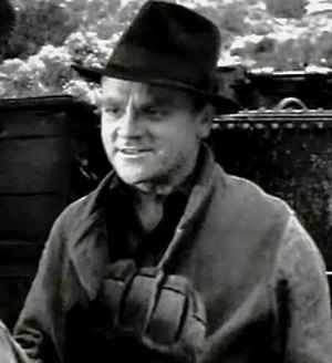 Arthur Barker - James Cagney as mother-fixated gangster Cody Jarrett, based on Barker