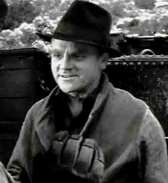 Arthur Barker - James Cagney as mother-fixated gangster Cody Jarrett, based on Barker