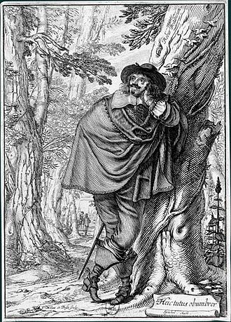 James Howell - James Howell from Dodona's Grove (1641) by Abraham Bosse