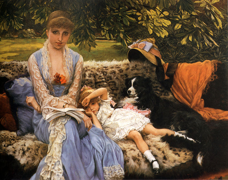 File:James Tissot - Quiet.jpg
