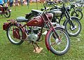 James motorcycle, Abergavenny steam rally 2012.jpg