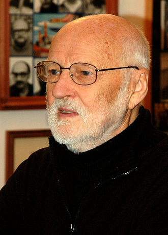 Jan Švankmajer - Jan Švankmajer in 2013