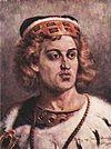 Jan Matejko, Bolesław IV Kędzierzawy