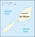 Jan Mayen-CIA WFB Map Estonian.png