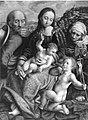 Jan Sanders van Hemessen - Heilige Familie mit Johannesknaben - 677 - Bavarian State Painting Collections.jpg