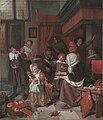 Jan Steen – Het Sint-Nicolaasfeest.jpg