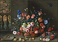Jan van Kessel (I) - Basket of flowers.jpg