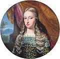 Jan van Kessel (II) - Portrait of Maria Anna of Neuburg.JPG