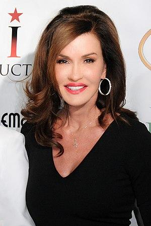 Janice Dickinson - Dickinson in 2014.