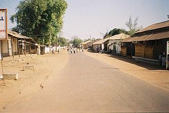 Janjanbureh, Gambia - Image: Janjanbureh