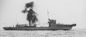 Hashima-class cable layer - Image: Japanese cable layer Tsurushima in 1941