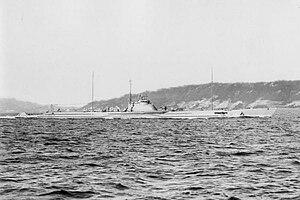 Kaidai-type submarine - I-164 in 1930